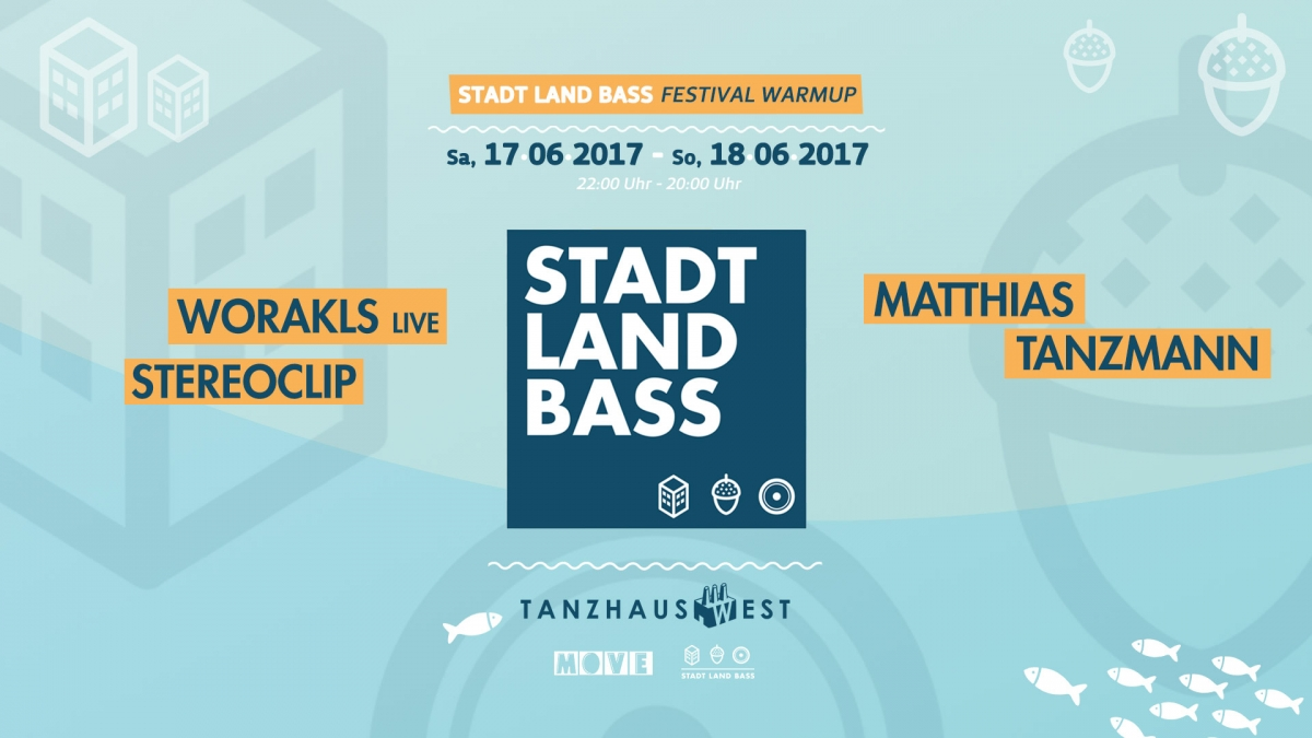 Stadt Land Bass Pre-Party